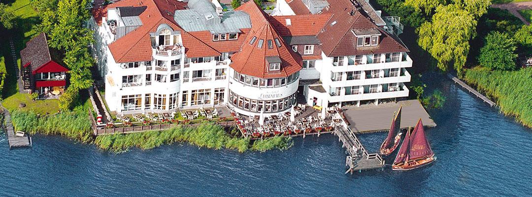 Privathotels Dr. Lohbeck übernehmen Seehotel Fährhaus in Bad Zwischenahn