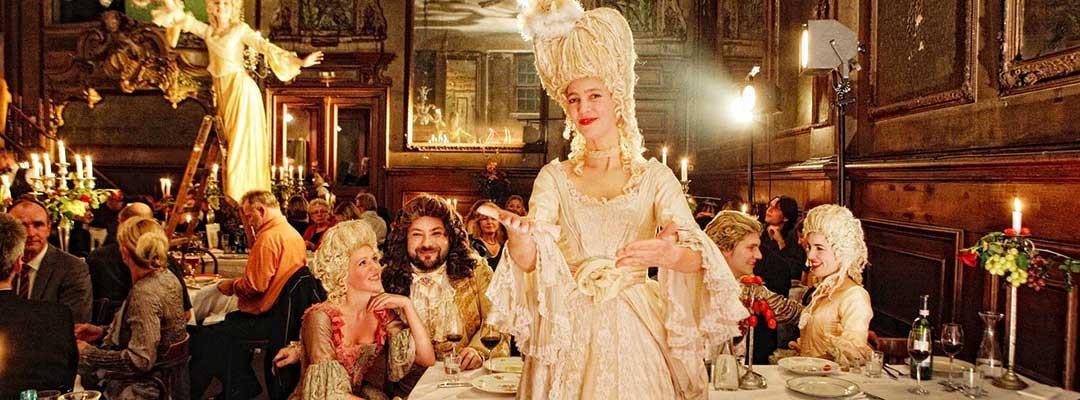 Pasta Opera im Schloss Edesheim