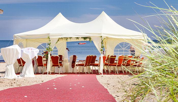 Hochzeits Hotels Gruppenseite Lohbeck