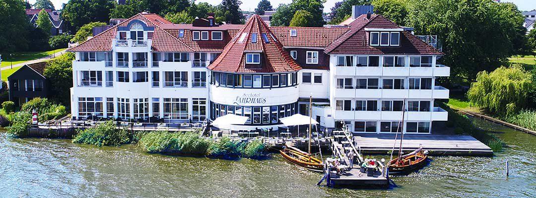 Seehotel Fährhaus feierte 15 Jahre Insel Welsum