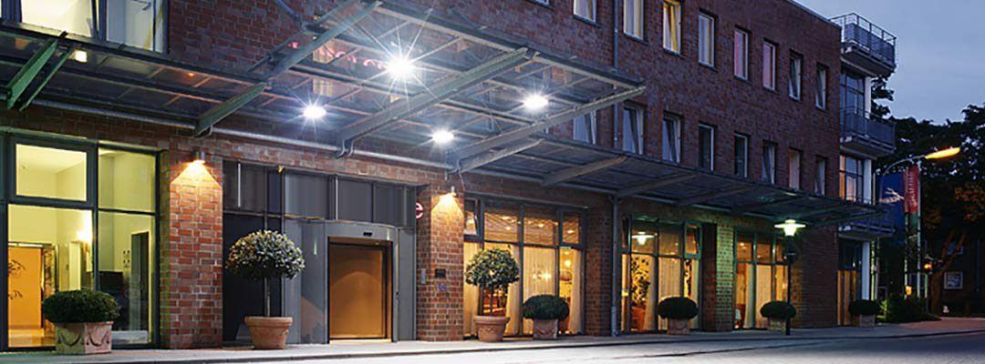 Neu bei den Privathotels Dr. Lohbeck ab 1.1.2019: Hotel Mercator Itzehoe-Klosterforst