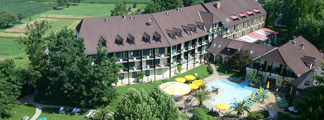 Neu bei den Privathotels Dr. Lohbeck: Hotel im Park Bad Radkersburg / Österreich