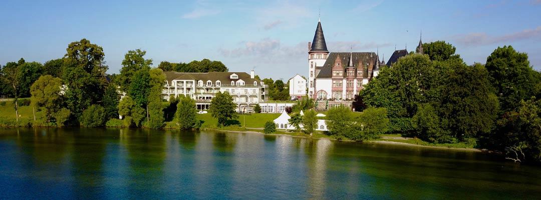 Privathotels Dr. Lohbeck übernehmen Seehotel Schloss Klink an der Müritz
